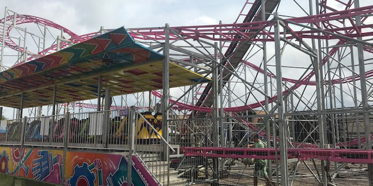 Rides, attractions ready for 104th East Texas State Fair in Tyler