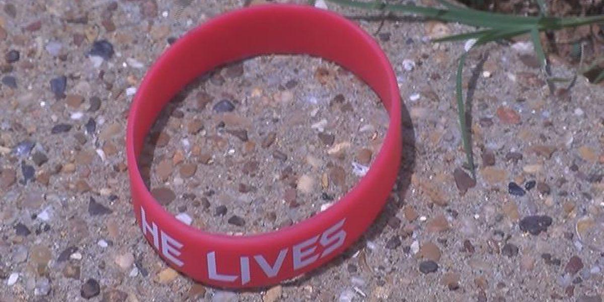 Bracelets for Jacob