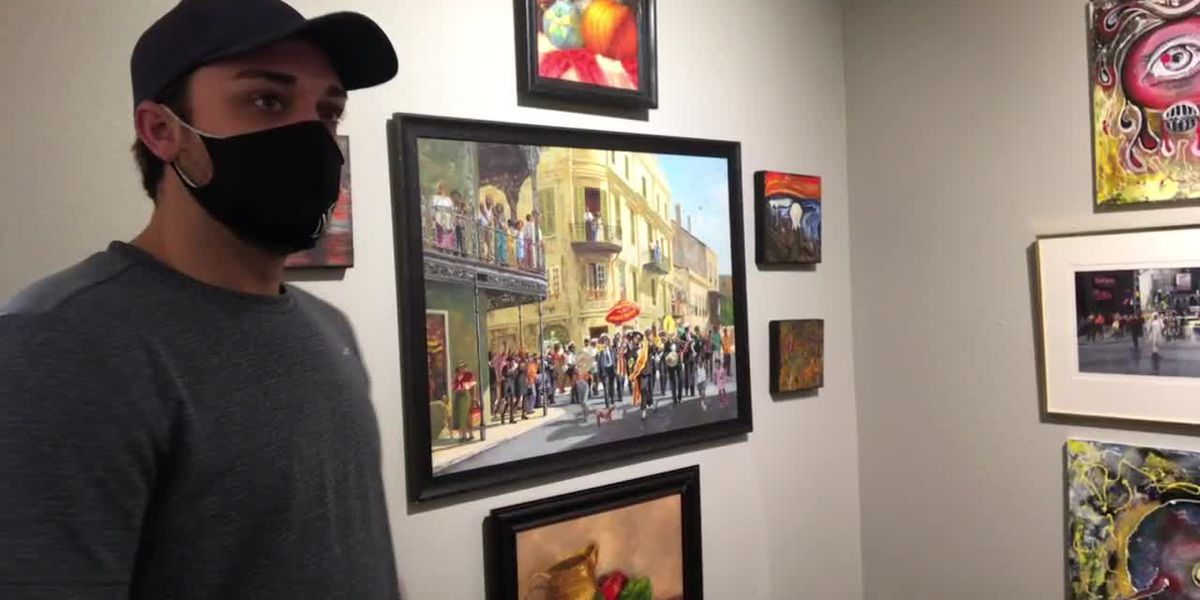 Longview Museum of Fine Arts to host virtual auction for annual fundraiser