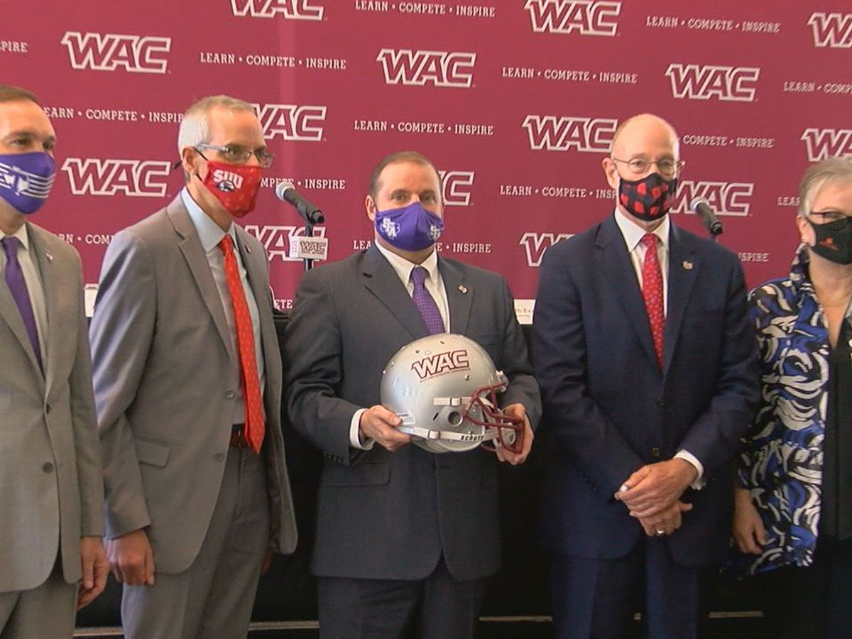 SFA football looking at long term goals in joining WAC