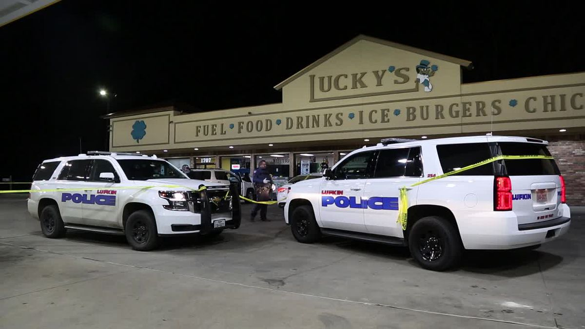 Lufkin police officer, woman injured in stabbing incident at convenience store