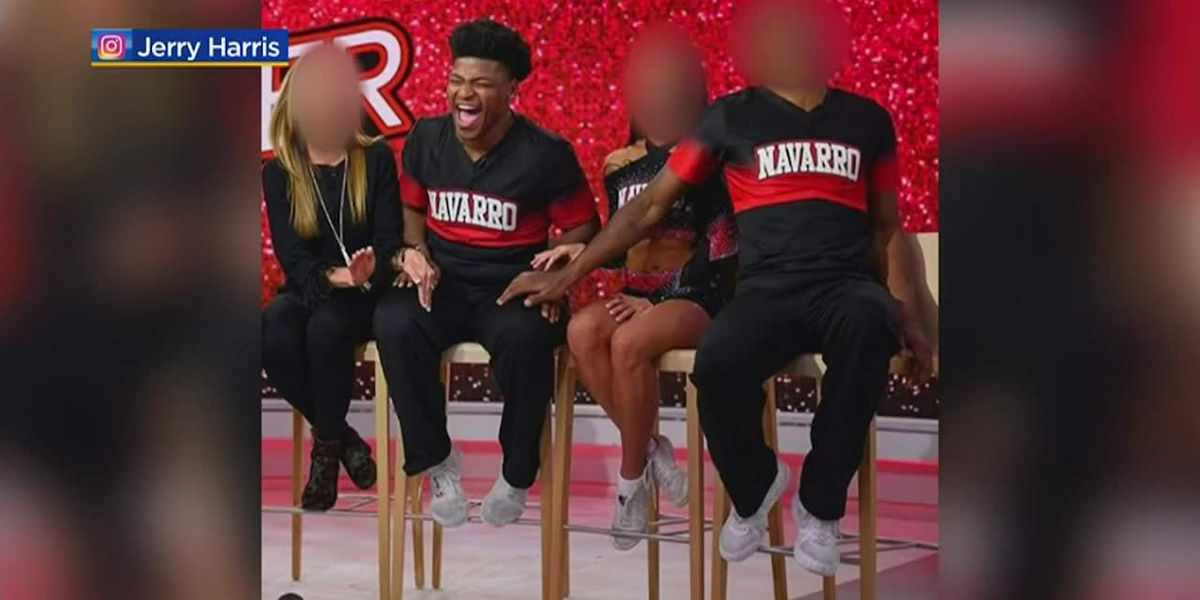 FBI seeking more potential victims after 'Cheer' star is arrested on child porn charges