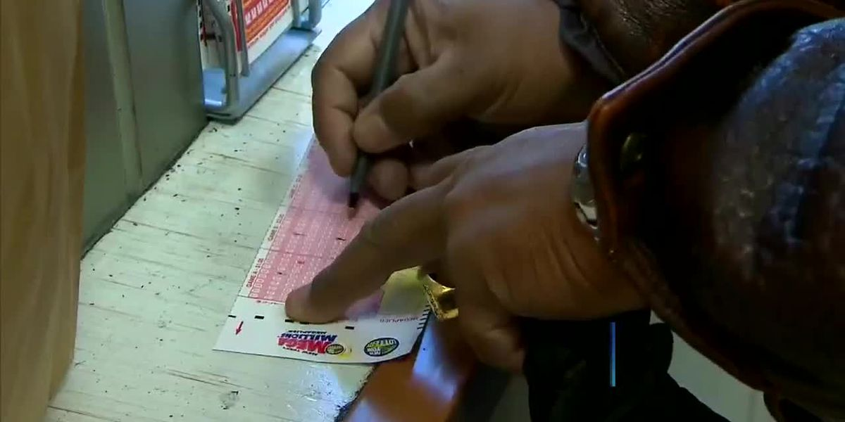 Video: Mega Millions' record $1.6 billion jackpot up for grabs in Tuesday night