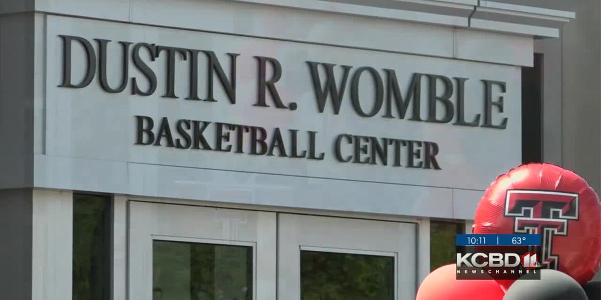 Texas Tech opens Womble Basketball Center