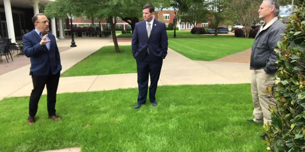 WEBXTRA: ETBU officials discuss state of university during distance learning