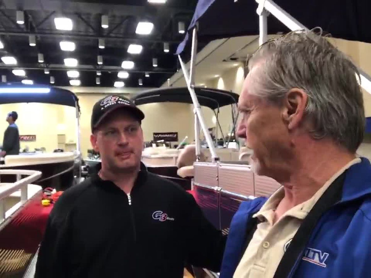 WEBXTRA: East Texas Boat, RV Show set for this weekend