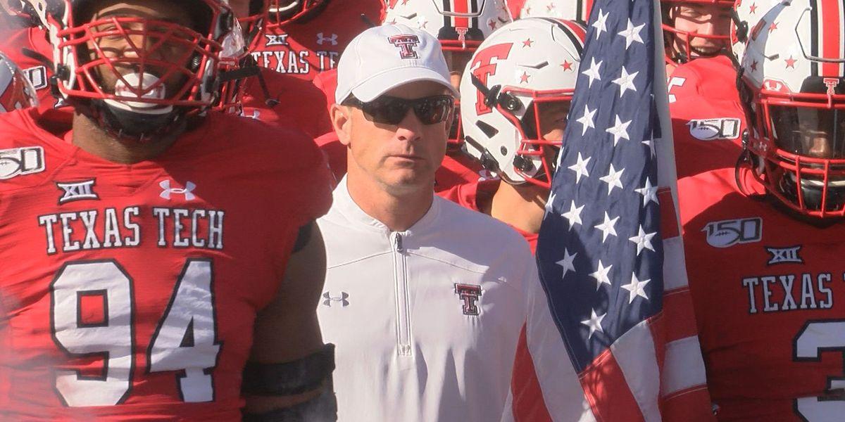 Head Coach Matt Wells to miss Kansas game after positive COVID-19 test