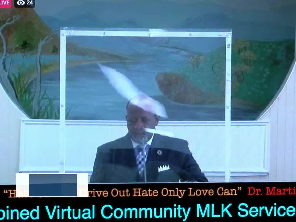 Longview church hosts 'MLK' day virtual observance