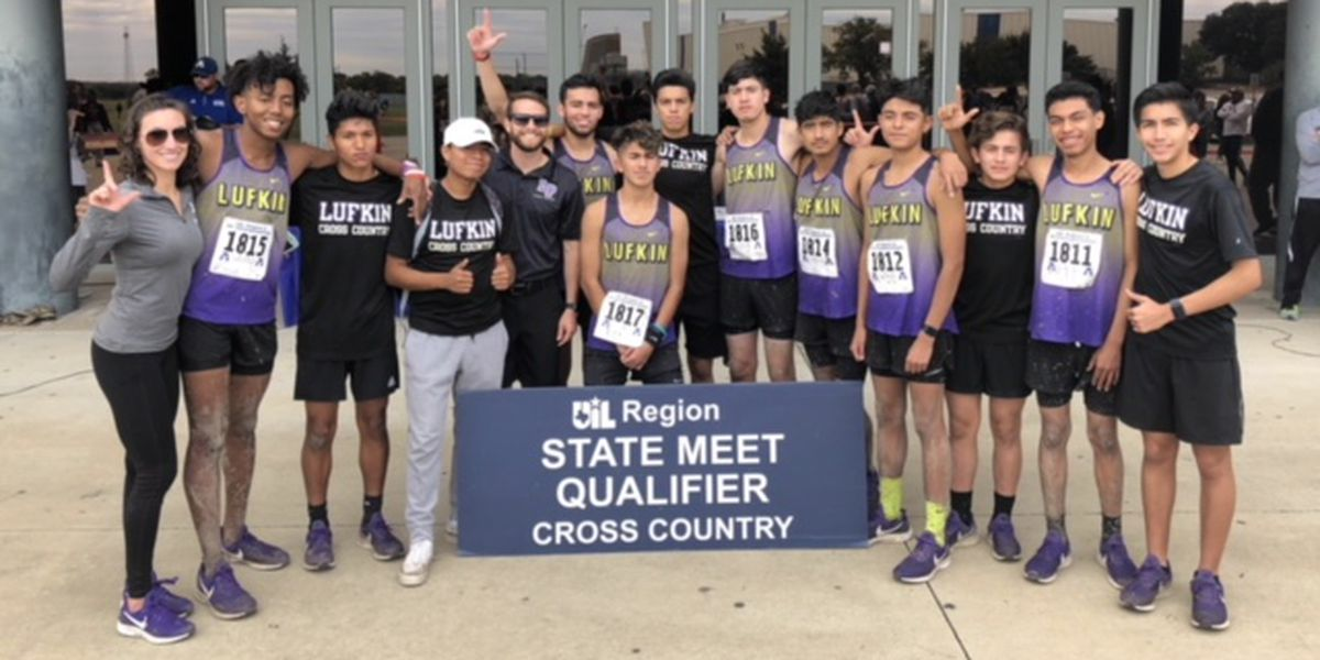 ETX teams dominate at UIL XC Regionals