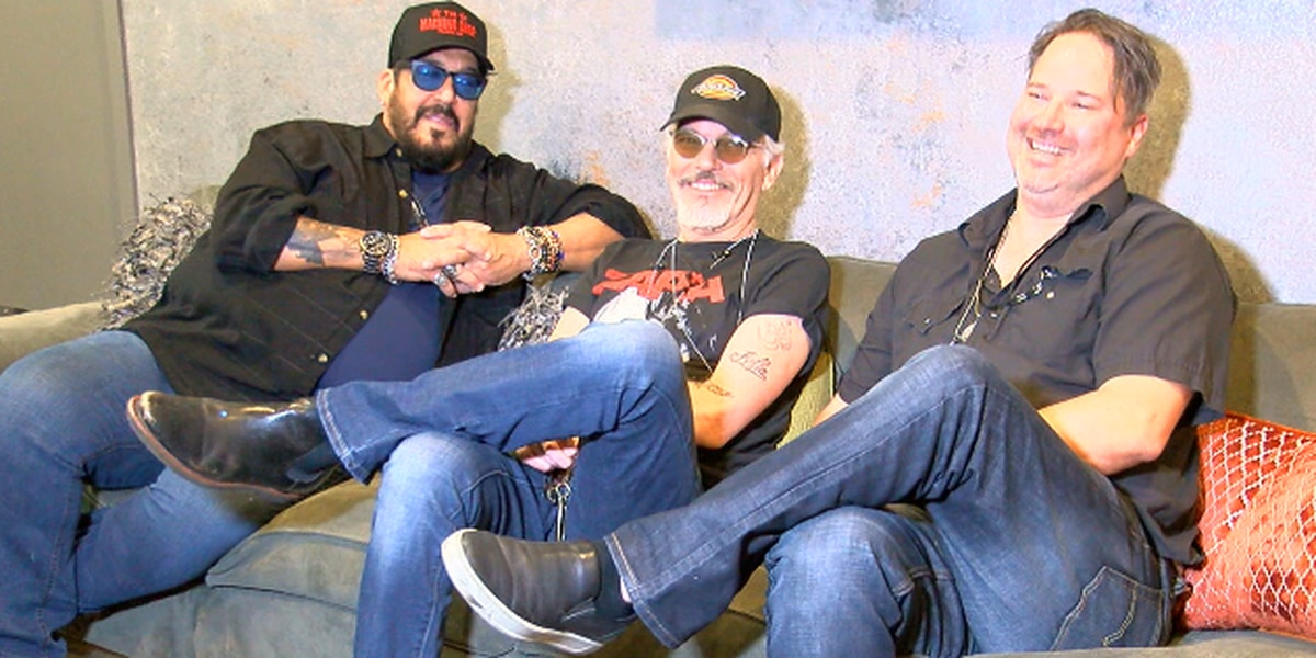 Billy Bob Thornton and the Boxmasters play in Lindale