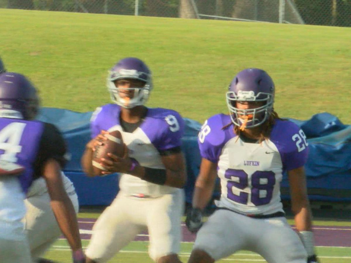 Webxtra: Lufkin Coach Todd Quick impressed after spring season