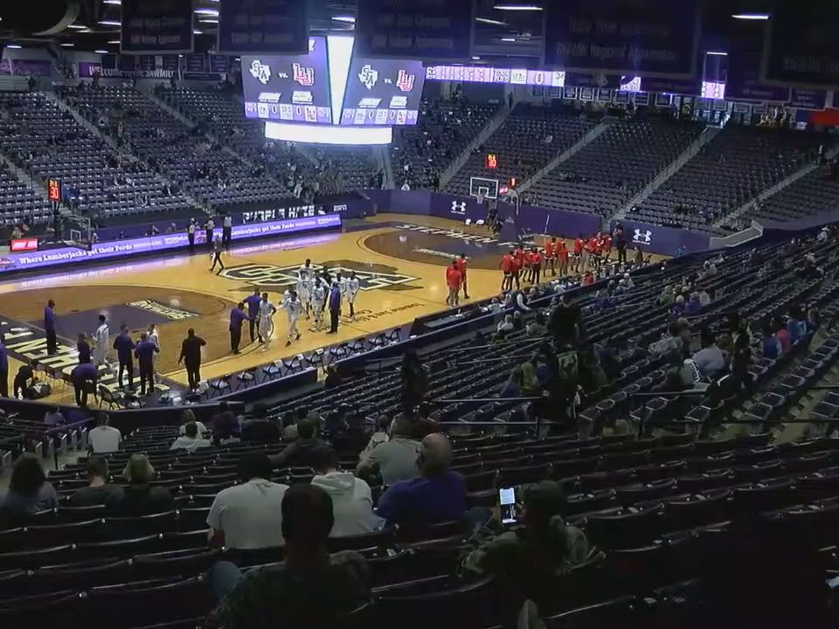 SFA Athletics keeping COVID-19 guidelines, hope to return to normal in the fall