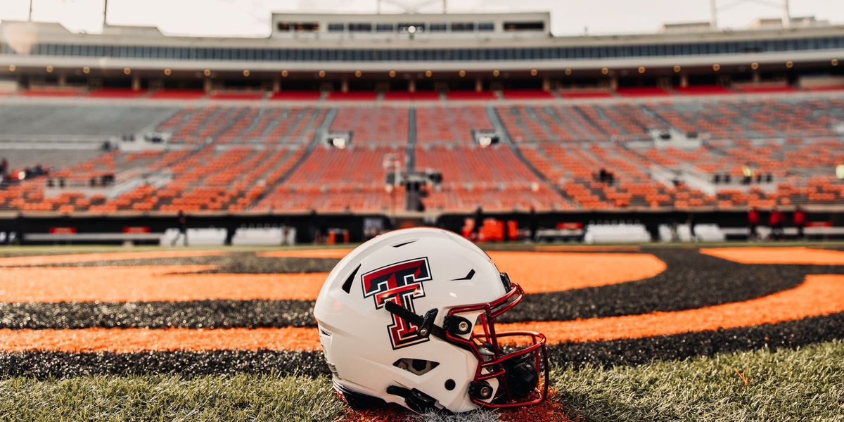 Texas Tech announces 2021 football schedule