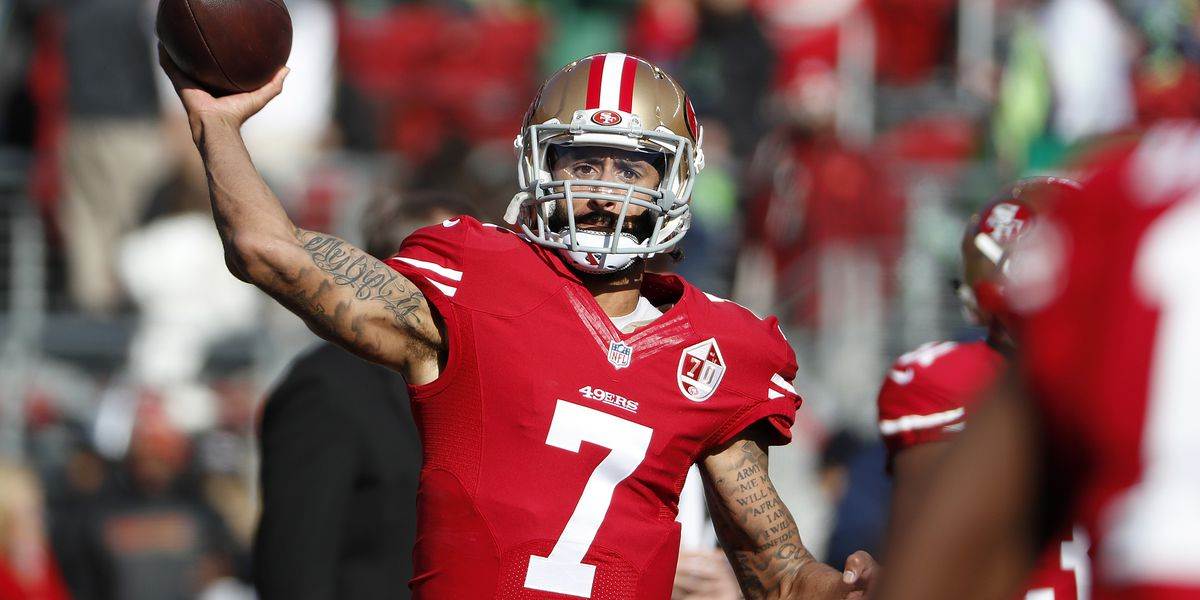 Redskins coach Jay Gruden says team 'discussed&#039 Kaepernick