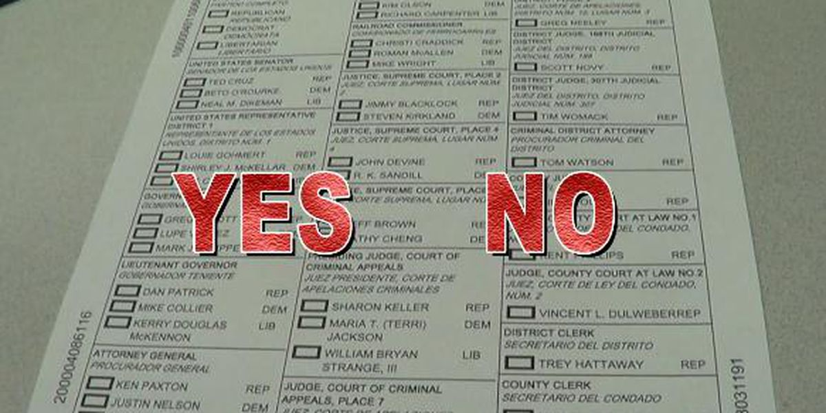 Is there such a thing as a paper ballot at the polls on election day?