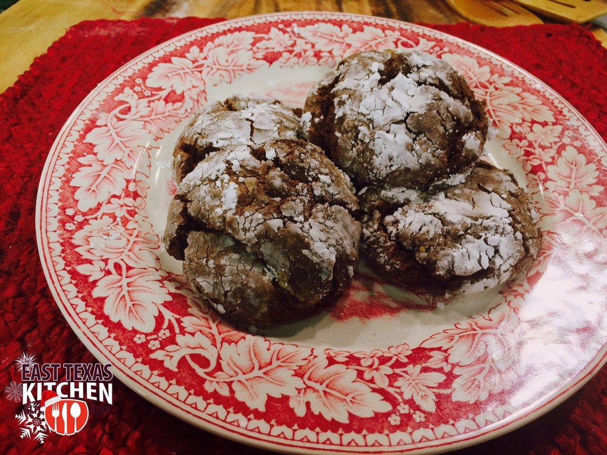 This trio of Christmas cookies is perfect for sharing with friends or family