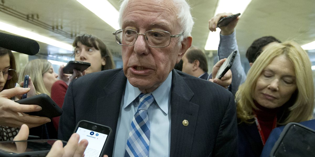 Watchdog files FEC complaint against pro-Sanders group