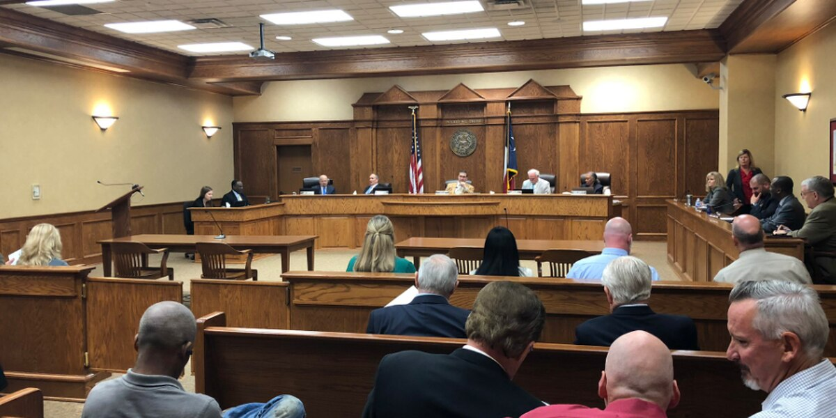 7OnScene: Smith County Commissioners Court, April 9