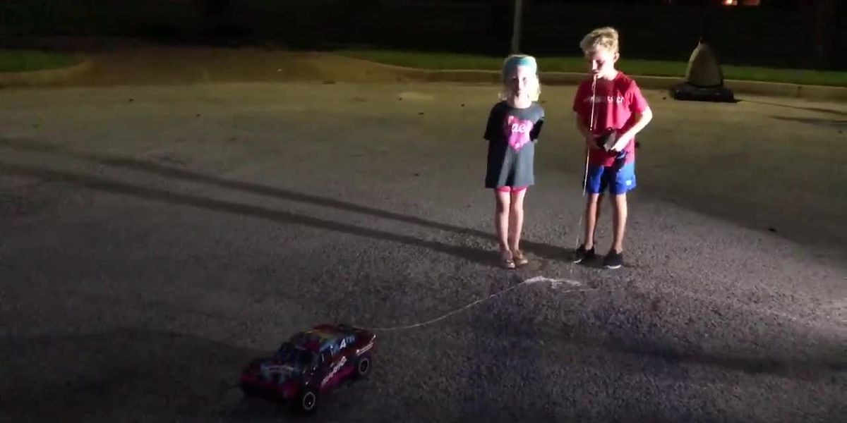 Tyler boy pulls tooth with RC car, says popular YouTubers inspired him