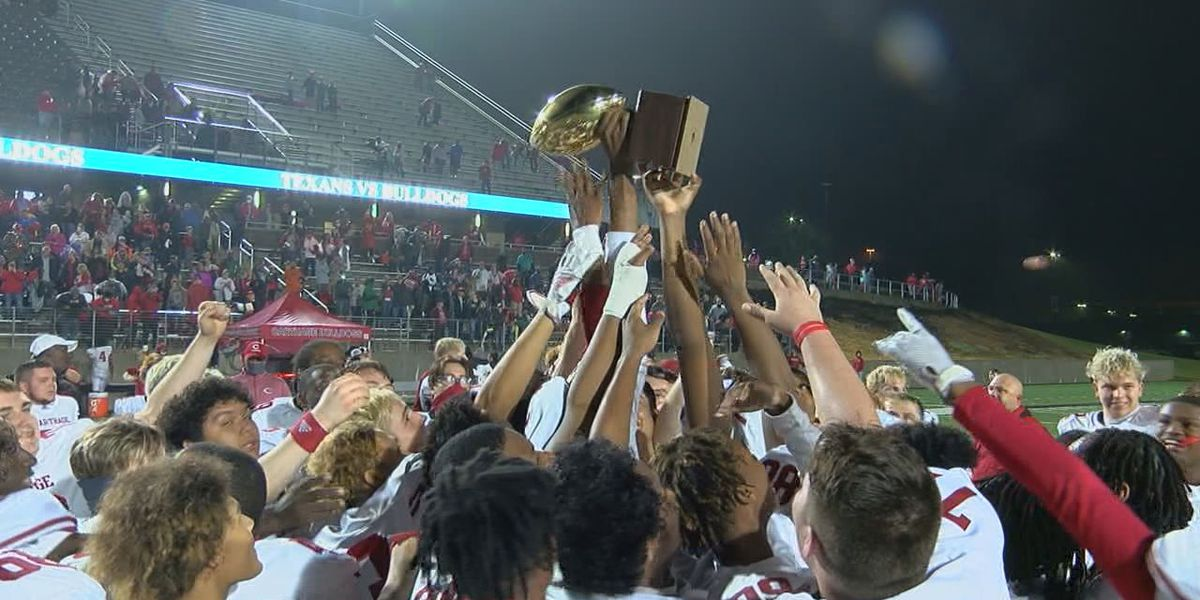 Carthage, Gilmer look to be last one standing in 4A DII
