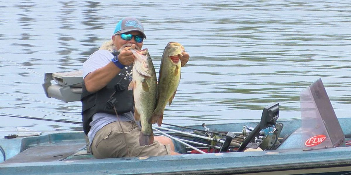 Lake Sam Rayburn ranked third in the nation for bass fishing