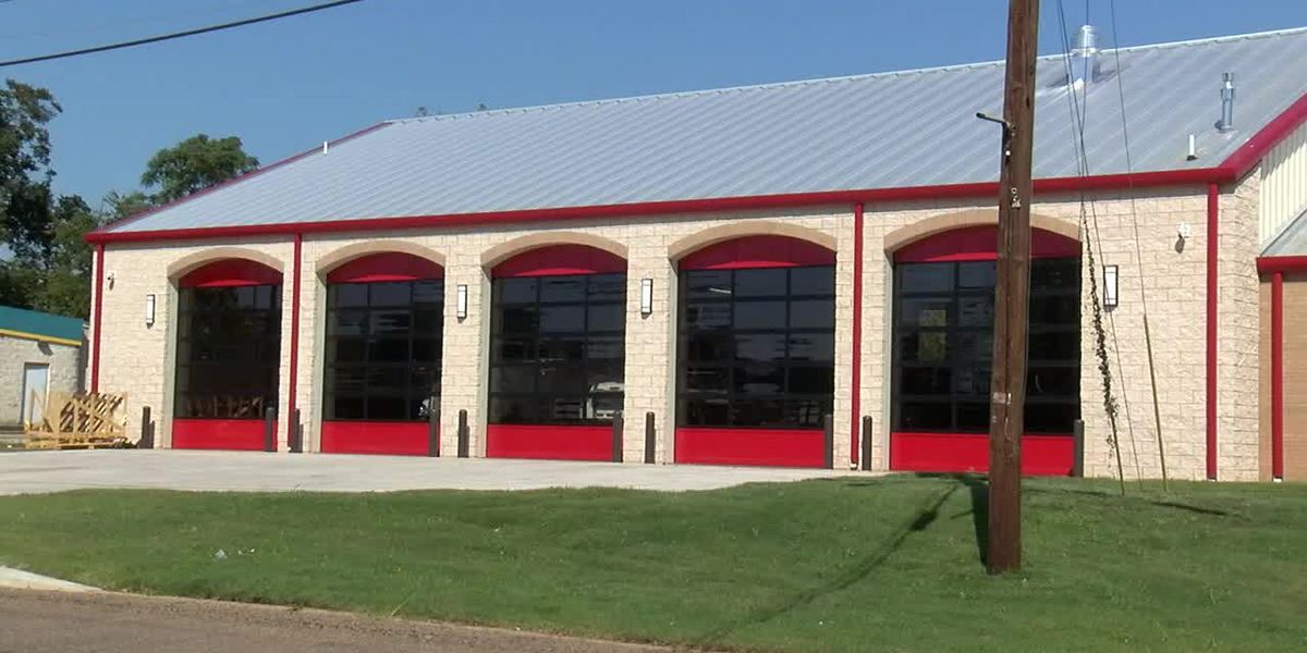 WEBXTRA: New fire station opens in Arp