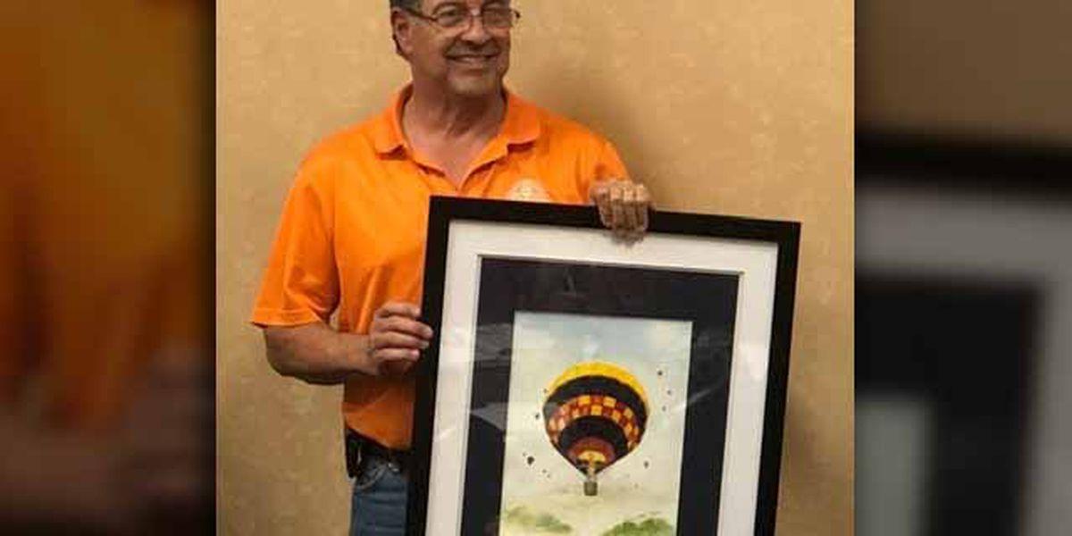 Longtime Great Texas Balloon Race board member retires