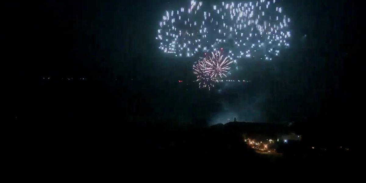 Fourth of July fireworks celebration at Lindsey Park canceled