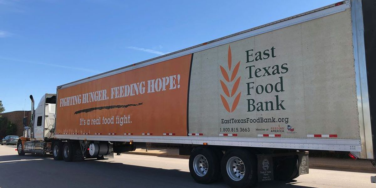 The Next Normal: East Texas Food Bank continues Summer Food Program with drive-through distribution