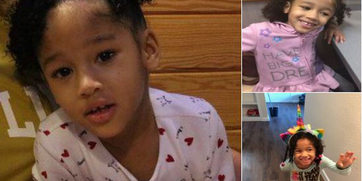 Missing Texas girl: Police find car that stepfather reported stolen