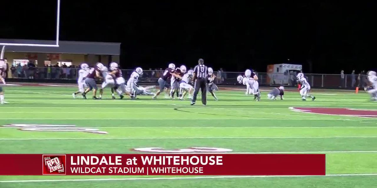 Week 8: Lindale vs Whitehouse