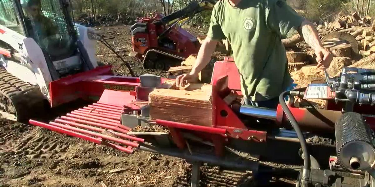 Low supply, high demand driving firewood prices higher during cold winter months