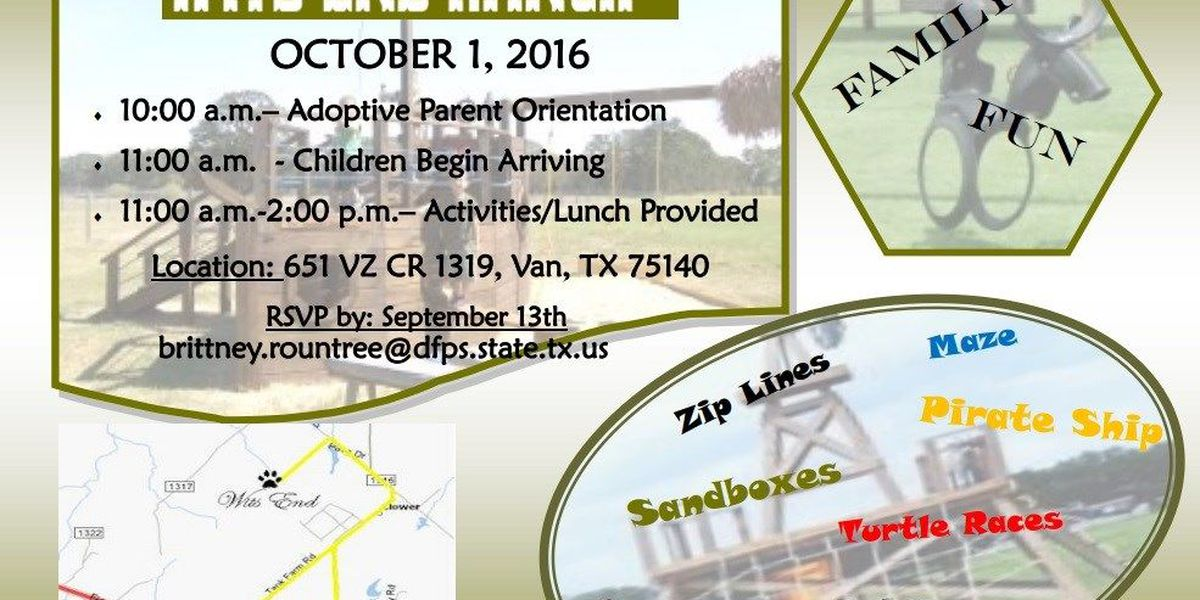2016 Ranch Day at Wits End Ranch