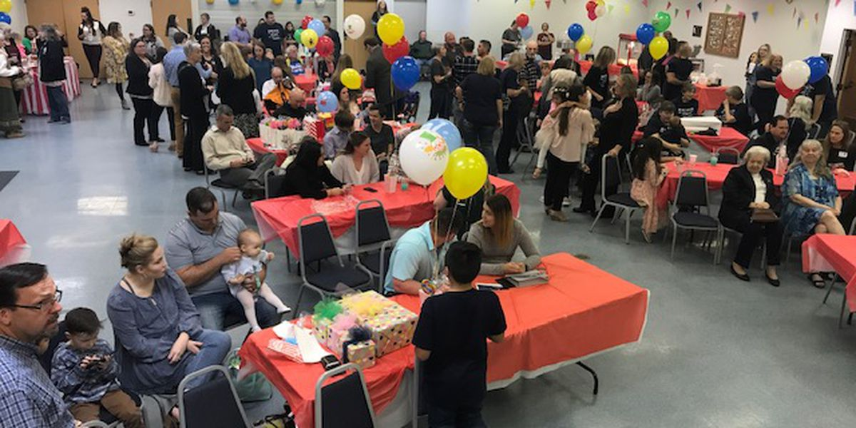 10 children officially join forever families at adoption ceremony in Palestine