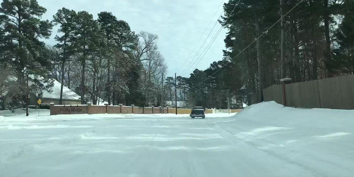 WEBXTRA: Longview road conditions