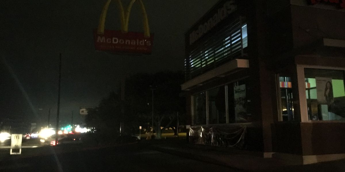 Power restored to most affected in Henderson
