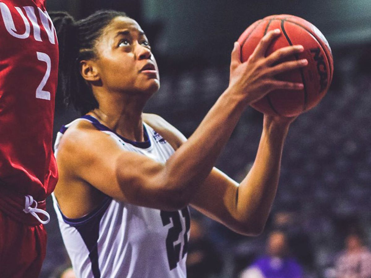 SFA's Aiyana Johnson picks up second SLC weekly honor