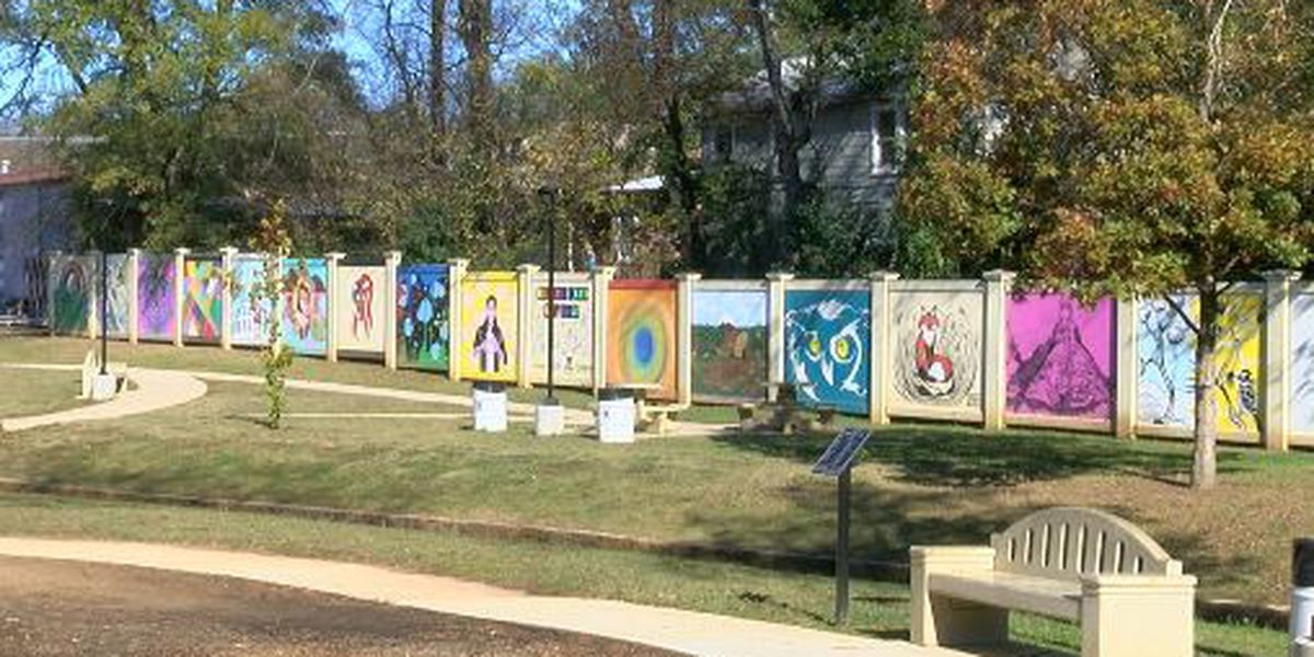 City of Tyler, Keep Tyler Beautiful looking for wall art submissions for Hillside Park