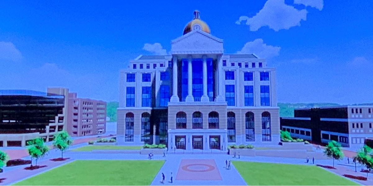Smith County commissioners continue to pause plans for new courthouse