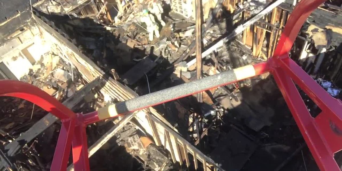 Building and business owners discuss fire that devastated row of businesses in downtown Longview