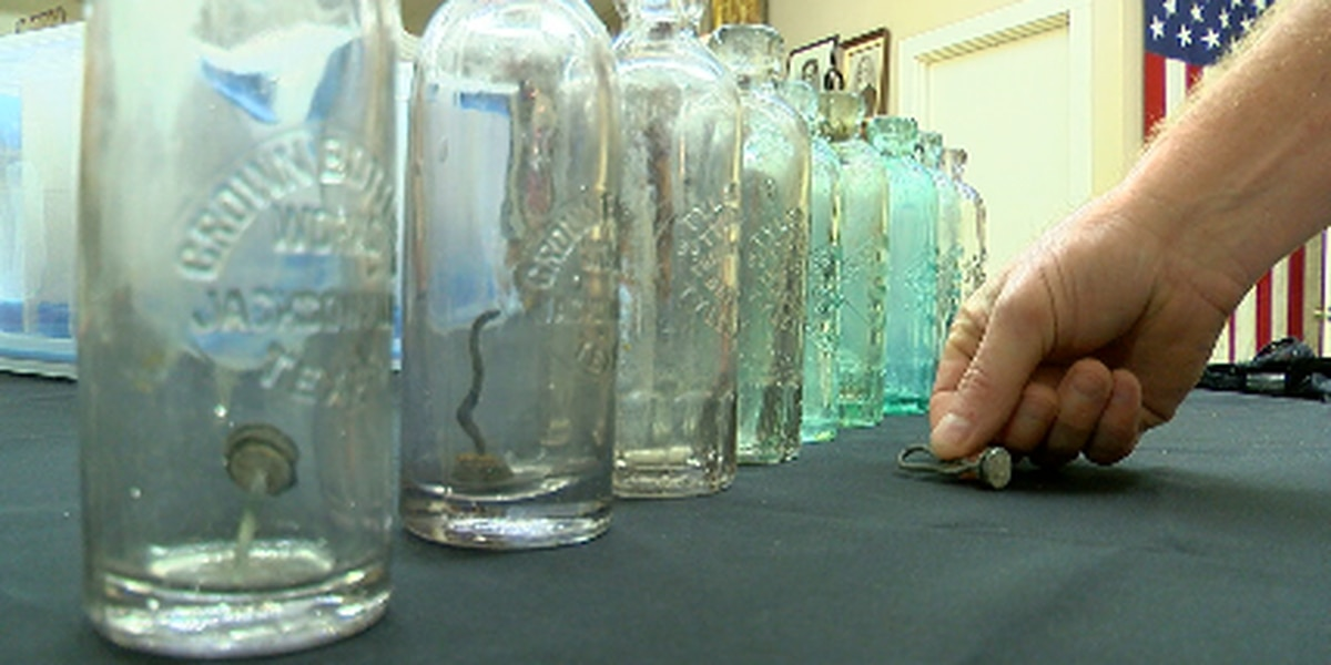 History buff offers $5,000 to anyone who can find a historic soda bottle