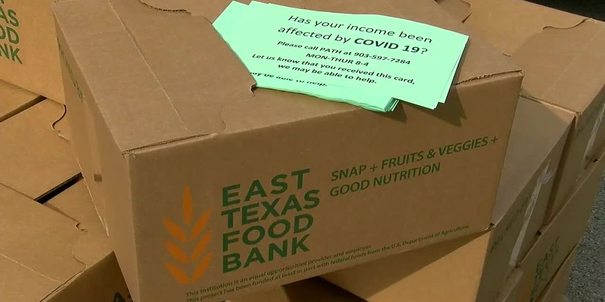 National Guard in ETX to distribute produce
