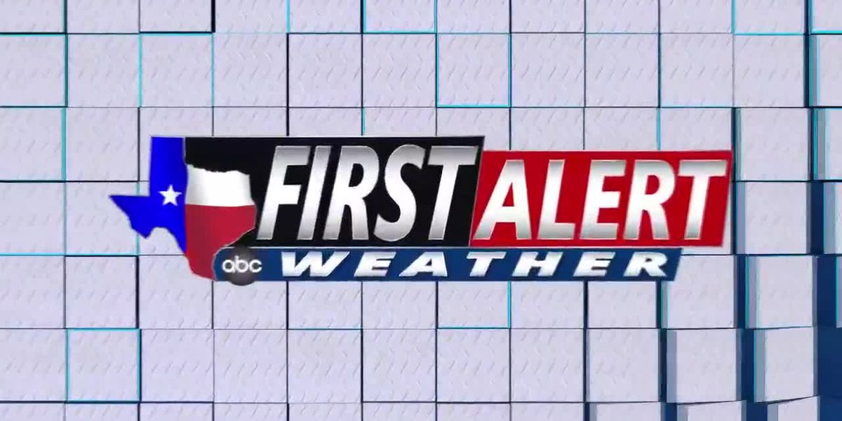 Severe Thunderstorm Watch, warnings issued for some East Texas counties
