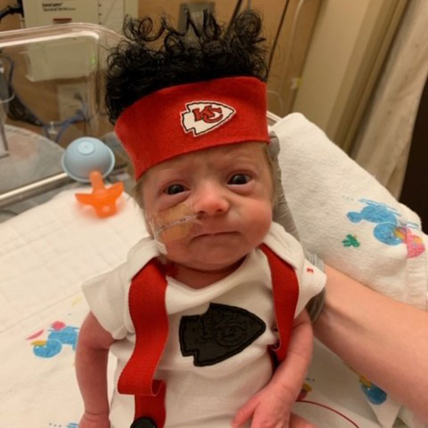 Chiefs Kingdom Kiddos Health System Shares Pics Of Nicu