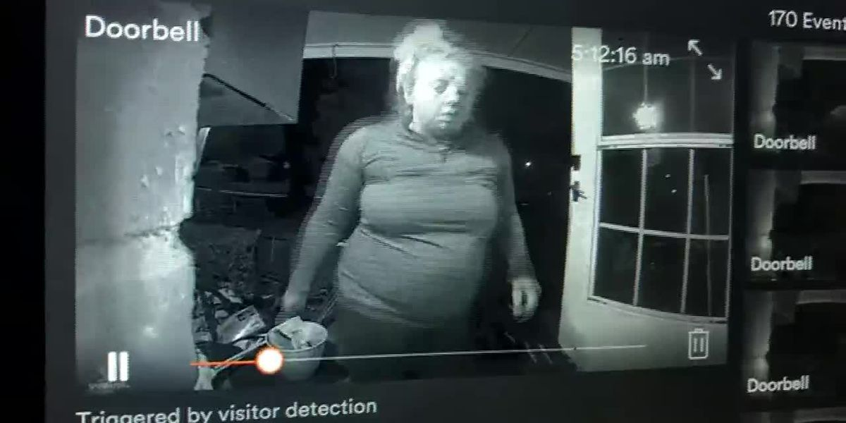 Burglar spends 12 hours stealing from Oklahoma home