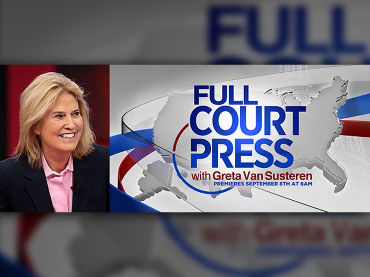 Watch: A conversation with political analyst Greta Van Susteren