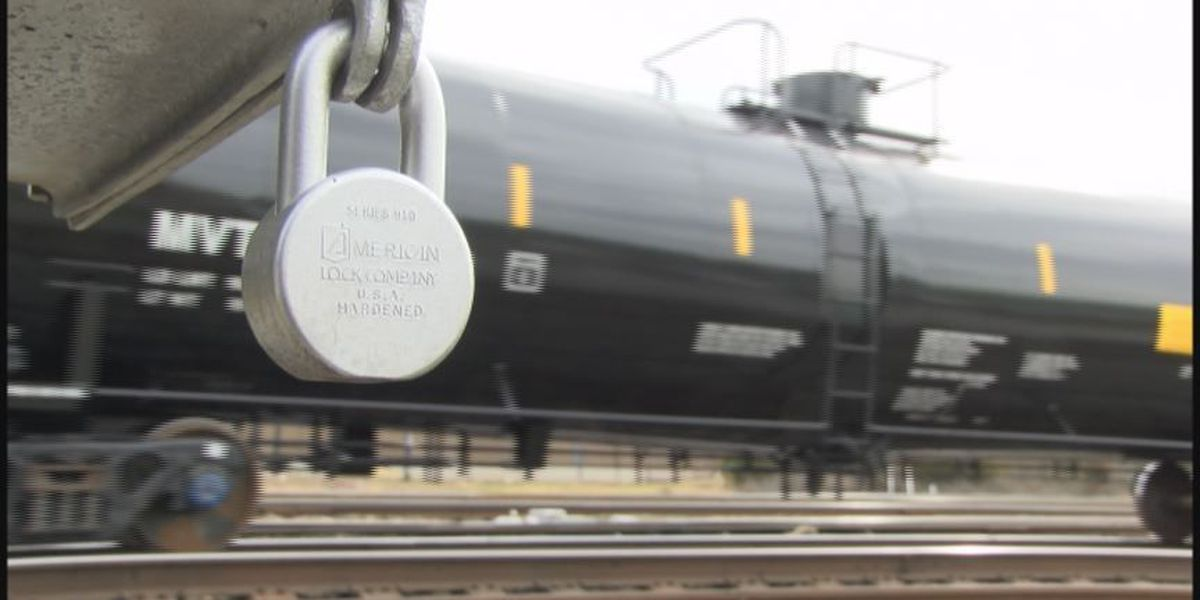 7 Investigates: Dangerous chemicals being transported on East Texas rail lines