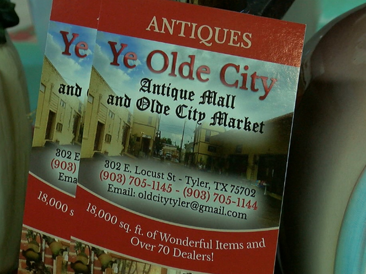 Ye Olde City Antique Mall officially reopens after June's fire destruction