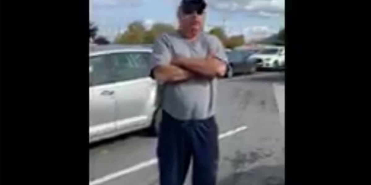 Racist rant over parking spot in New York