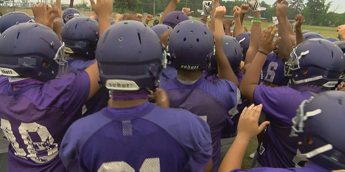 Lufkin football begins spring practices with lots of holes to fill